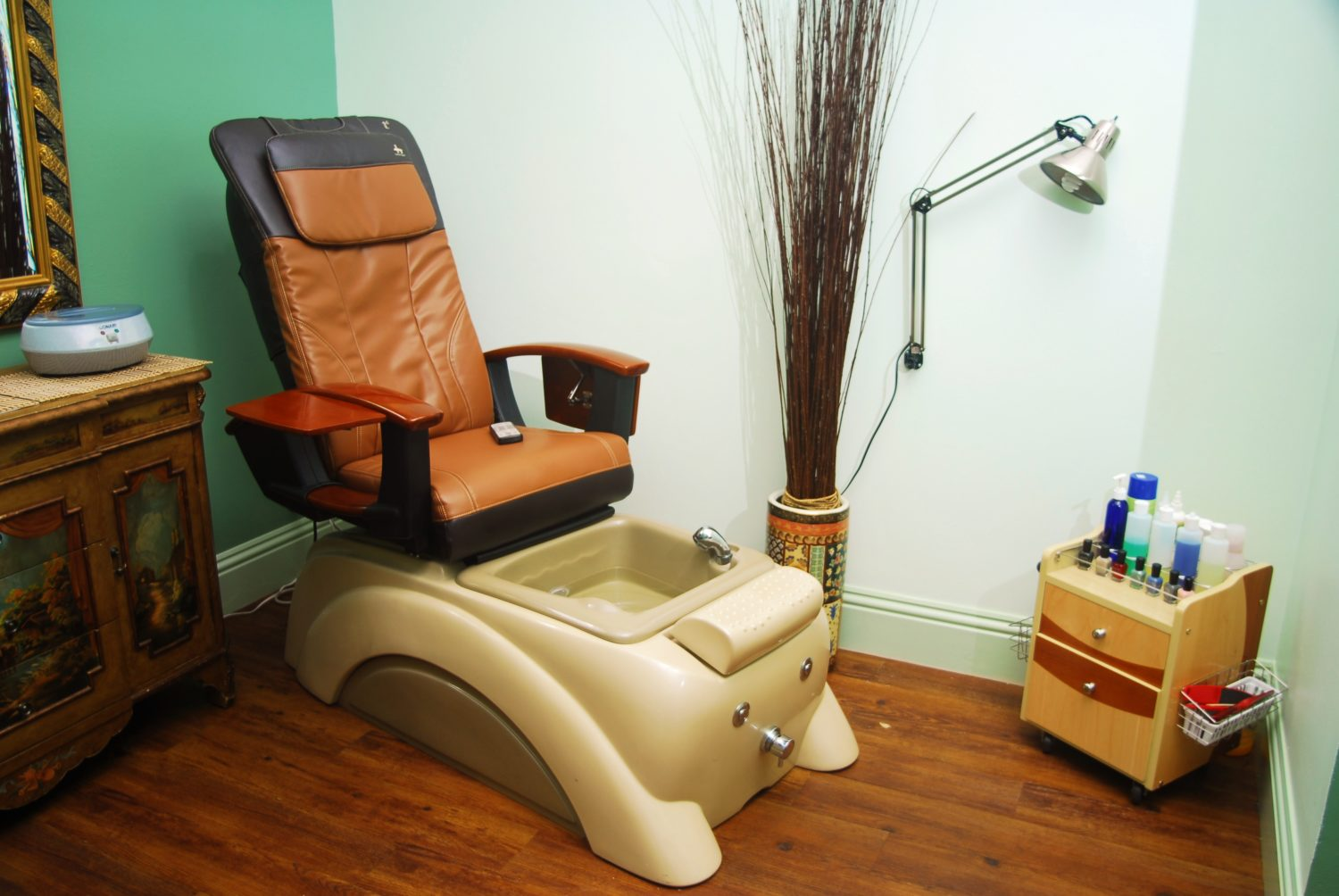 Pedicure Chair1